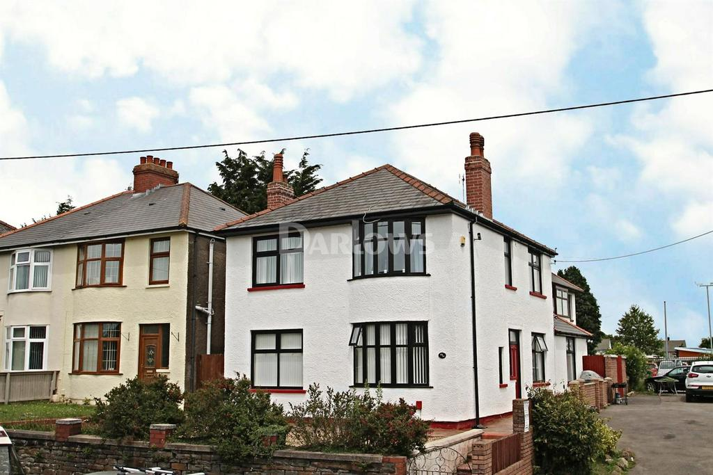 3 Bedrooms Detached House for sale in Cardiff
