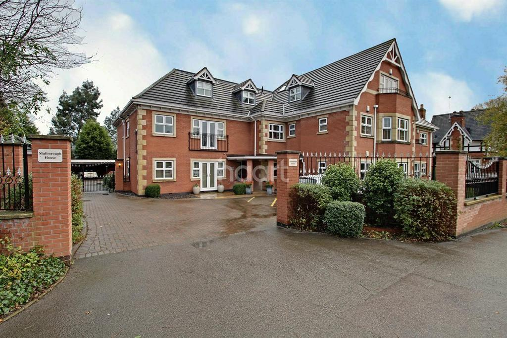 2 Bedrooms Flat for sale in Malborough House, Leicester Forest East, Leicester