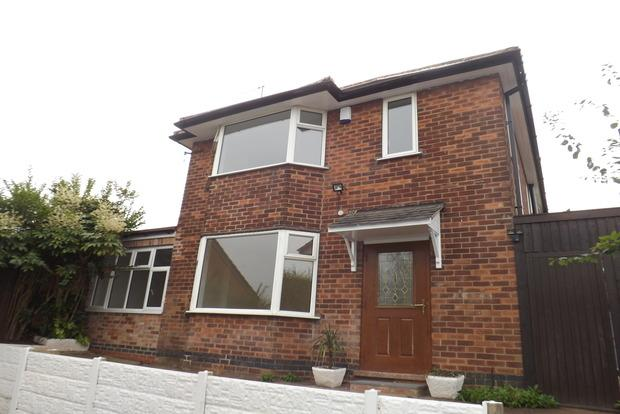 5 Bedrooms Detached House for sale in Greenfield Grove, Carlton, Nottingham, NG4