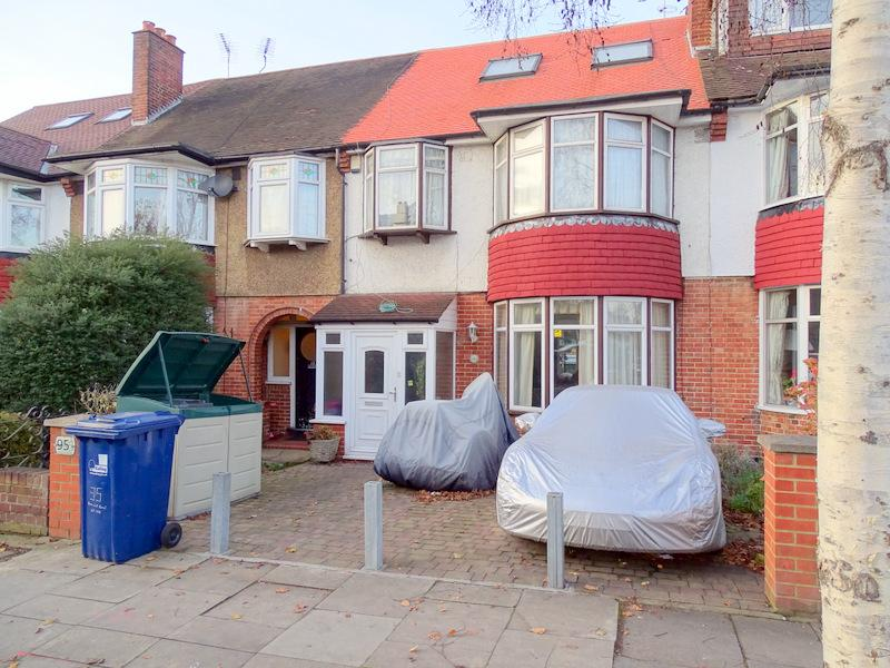4 Bedrooms House for sale in Brunswick Road, Ealing