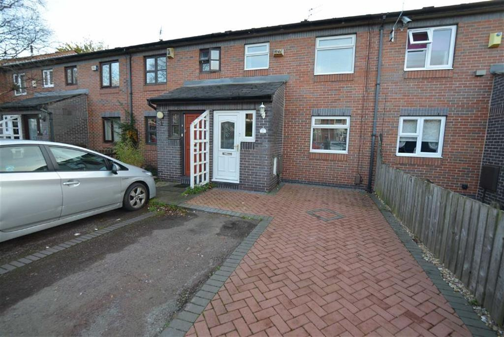 4 Bedrooms Terraced House for sale in Ransfield Road, CHORLTON, Manchester