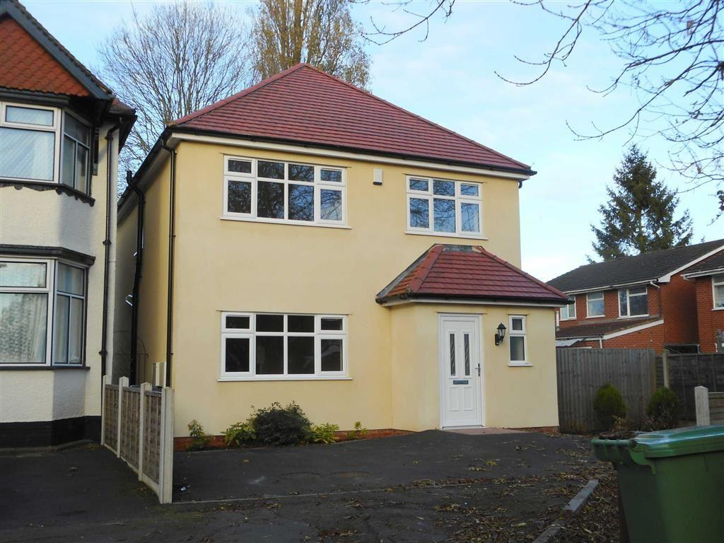 4 Bedrooms Detached House for sale in Kenton Avenue, Wolverhampton, West Midlands