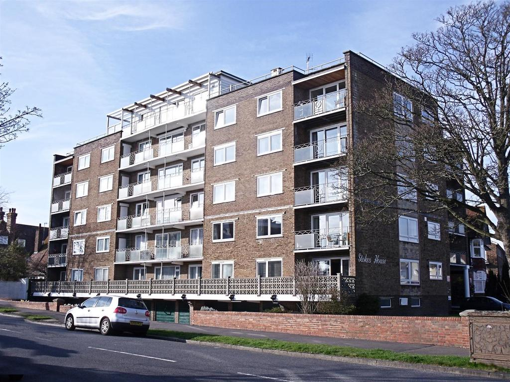 1 Bedroom Flat for sale in Sutherland Avenue, Bexhill-On-Sea