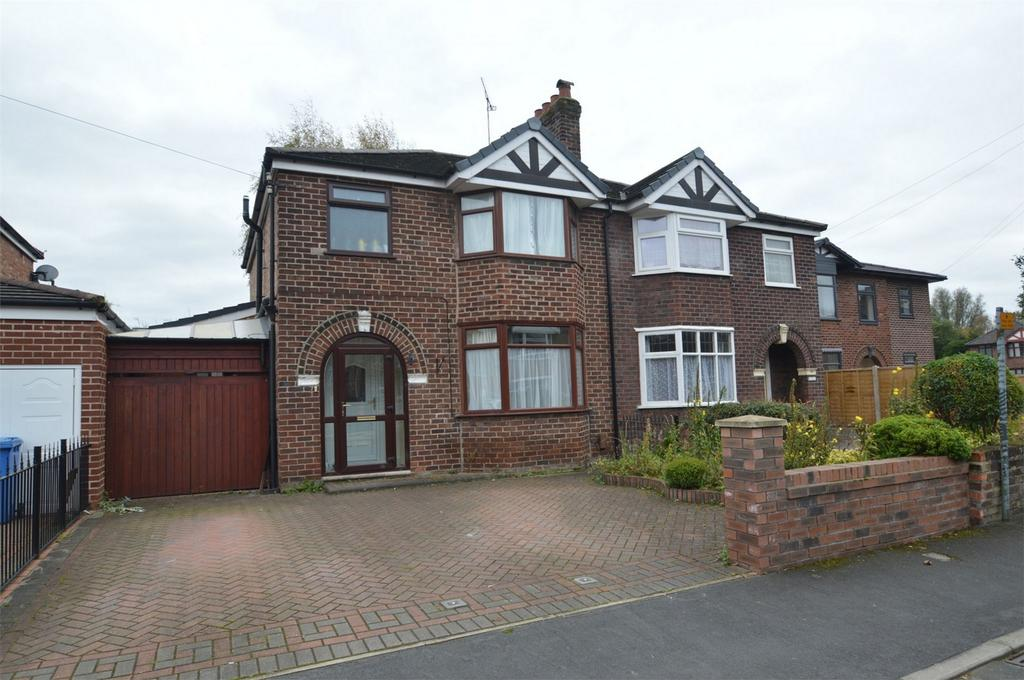 3 Bedrooms Semi Detached House for sale in Wickenby Drive, SALE, Cheshire