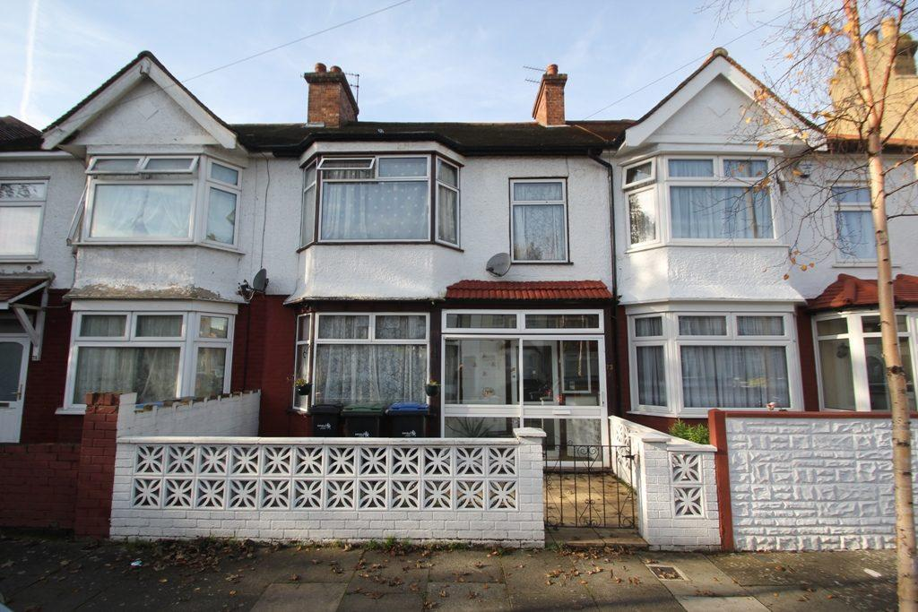 3 Bedrooms Terraced House for sale in ST Malo Avenue, Edmonton, N9