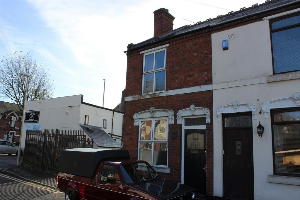 2 Bedrooms End Of Terrace House for sale in Holly Street, DUDLEY, West Midlands