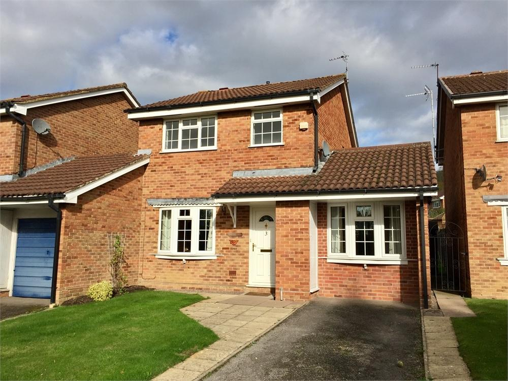 4 Bedrooms Detached House for rent in Rosedale Avenue, Stonehouse, Gloucestershire