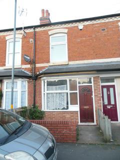 2 bedroom terraced house to rent - Birchwood Road, Balsall Heath, Birmingham B12