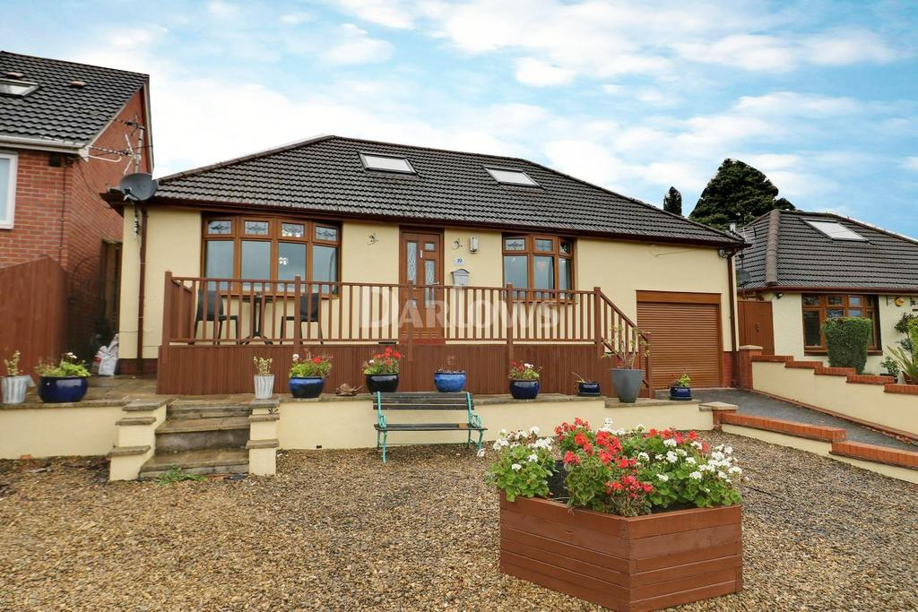 3 Bedrooms Bungalow for sale in Heol Pwll-y-Pant, Energlyn, Caerphilly