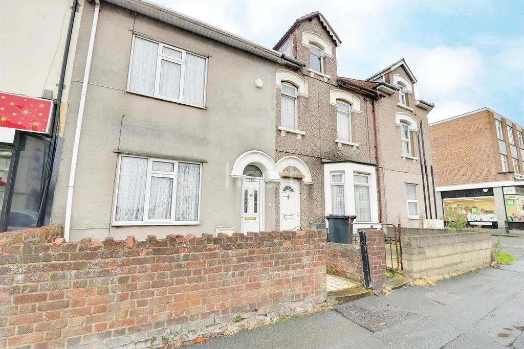 2 Bedrooms Terraced House for sale in Cricklade Road, Swindon, Wiltshire