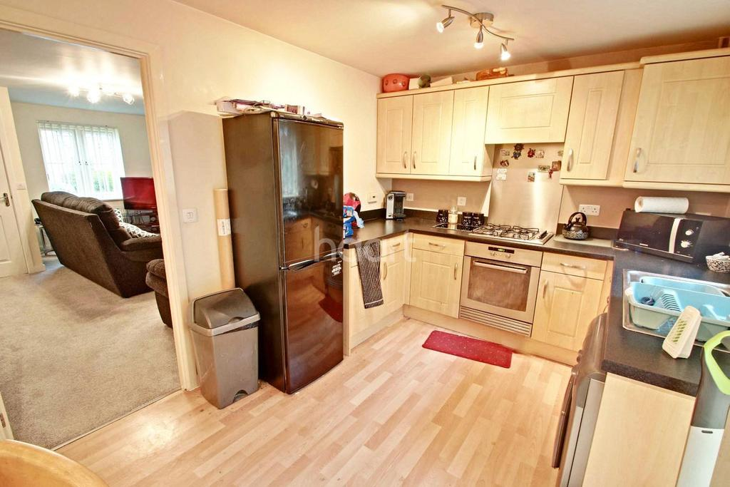 2 Bedrooms Semi Detached House for sale in Coed Celynen Drive, Abercarn, NP11