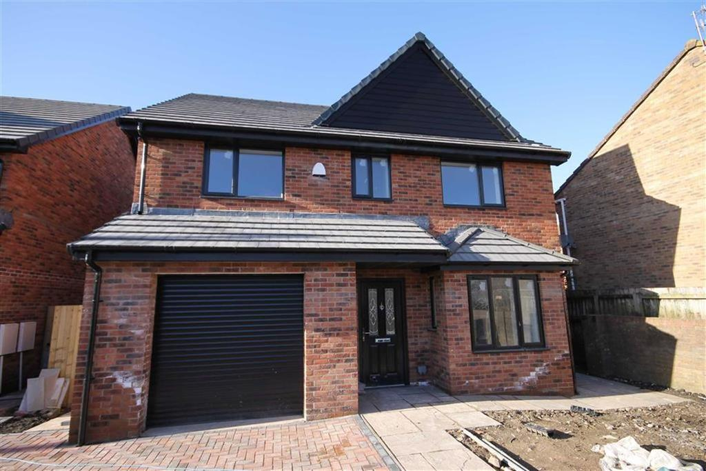 5 Bedrooms Detached House for sale in Clos Pandy, Bedwas, Caerphilly