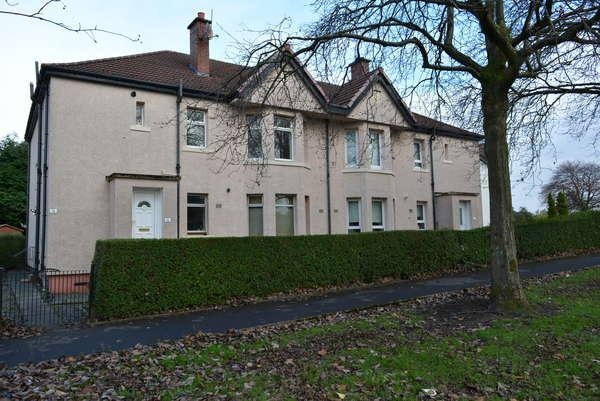 3 Bedrooms Flat for sale in 44 Kingsway, Scotstounhill, Glasgow, G14 9YS