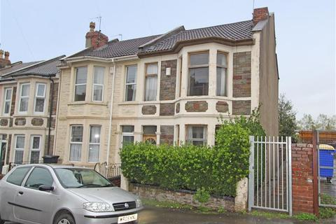 3 bedroom end of terrace house for sale - Chatsworth Road, Arnos Vale, Bristol