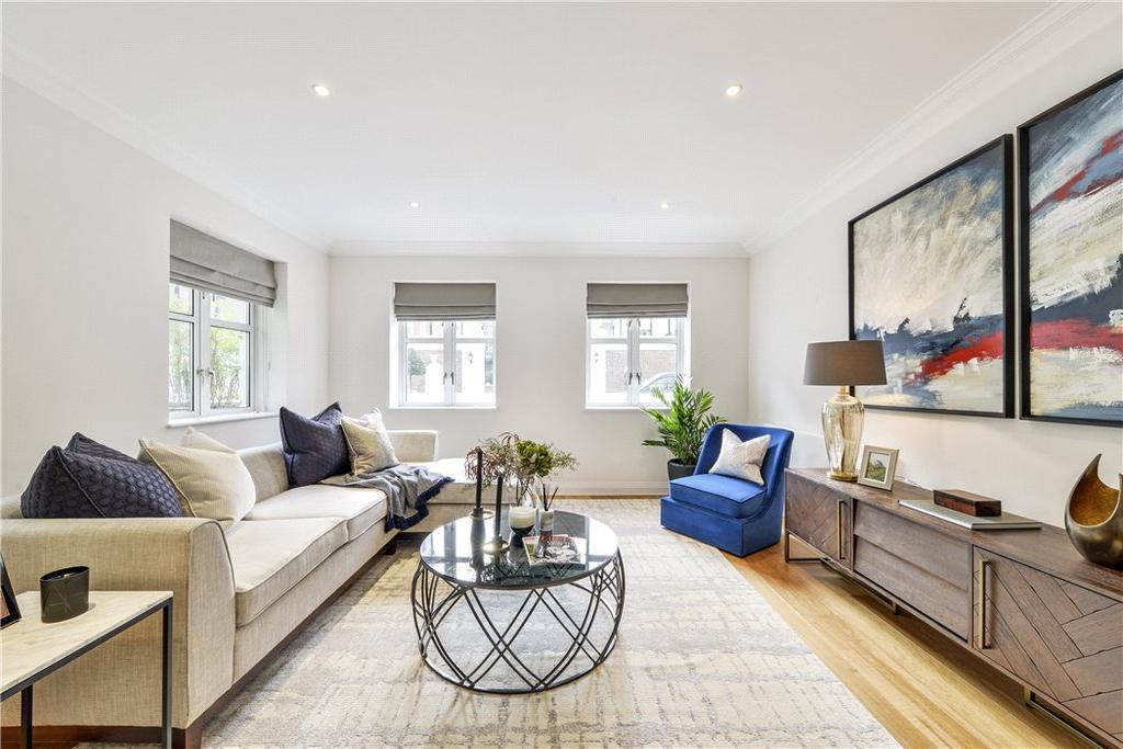 2 Bedrooms Flat for sale in Walnut Court, St. Marys Gate, London, W8