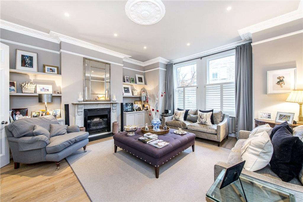 5 Bedrooms Semi Detached House for sale in Baskerville Road, Wandsworth, London, SW18
