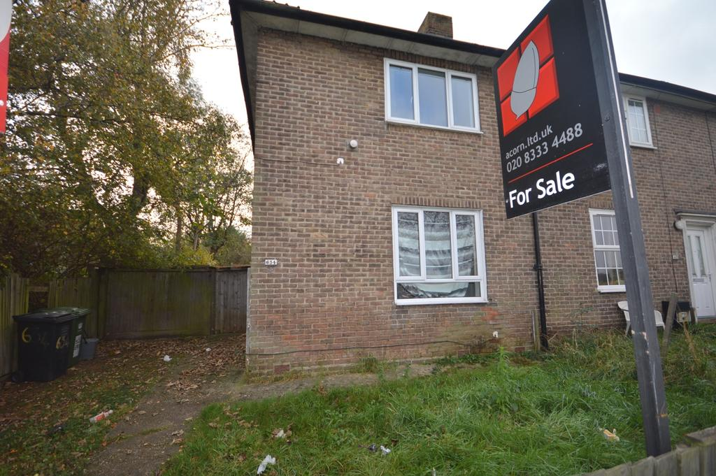 2 Bedrooms End Of Terrace House for sale in Downham Way Bromley BR1