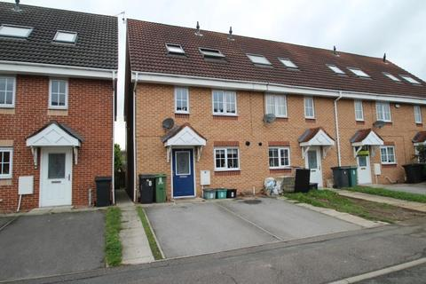 3 bedroom end of terrace house for sale - SALMOND ROAD, ACOMB, YORK, YO24 3JN