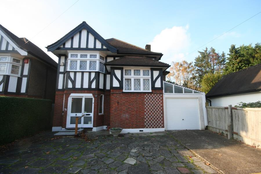 4 Bedrooms Detached House for sale in Trevelyan Crescent, Mount Stewart HA3 0RH