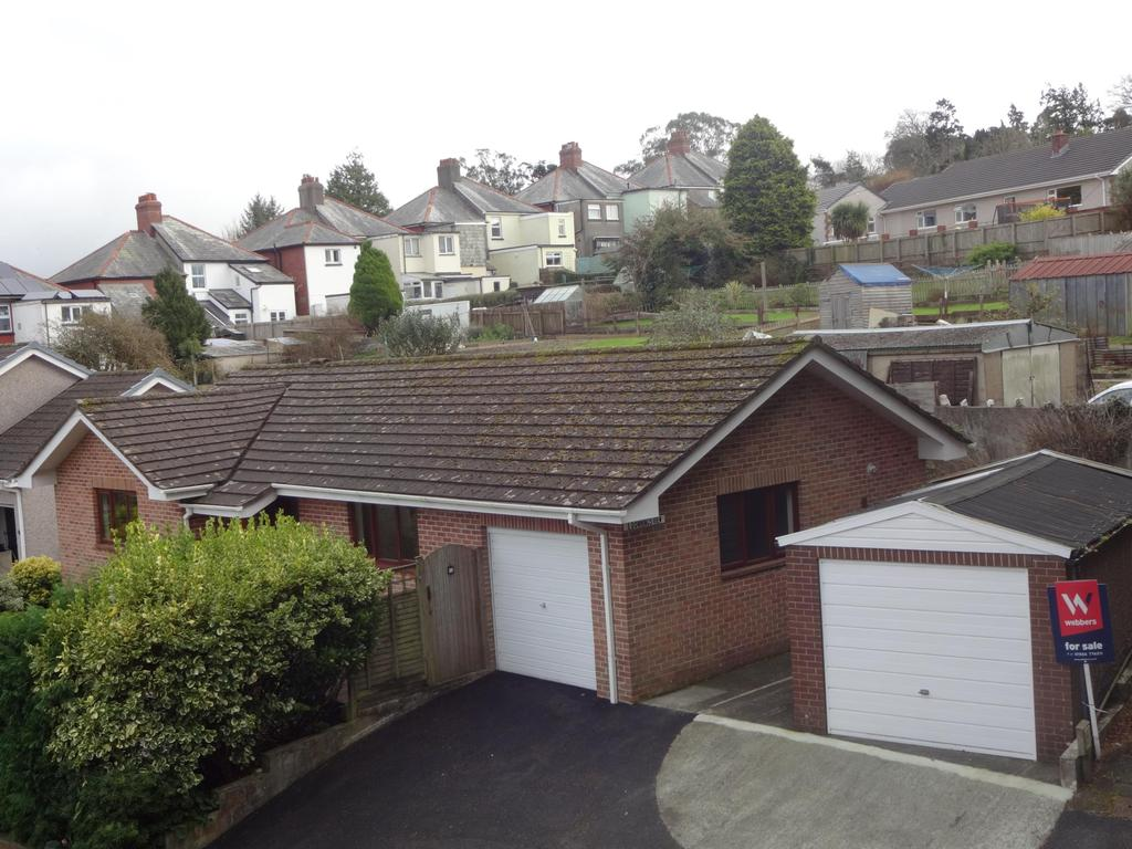 2 Bedrooms Detached Bungalow for sale in Downings View, Windmill Hill