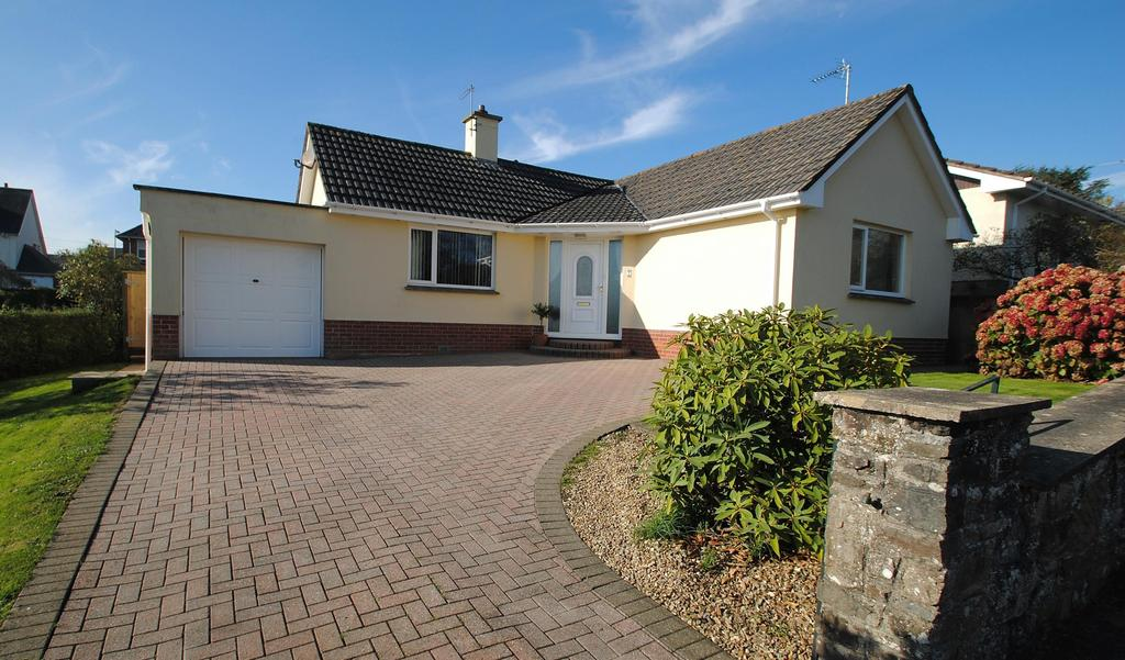 3 Bedrooms Bungalow for sale in Winston Park, South Molton