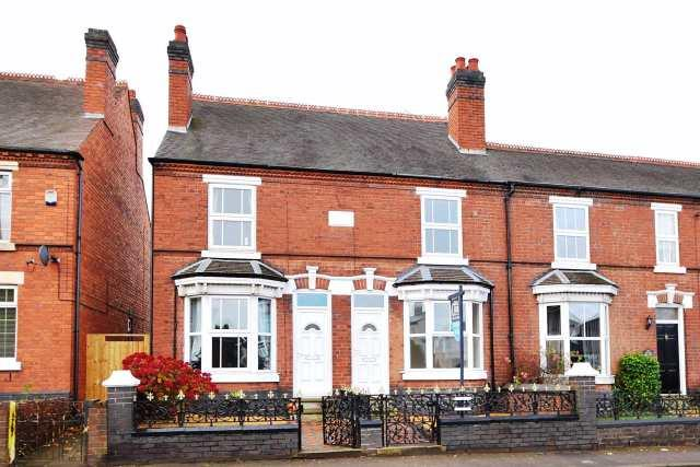2 Bedrooms Terraced House for sale in Walsall Road,Great Wyrley,Staffordshire