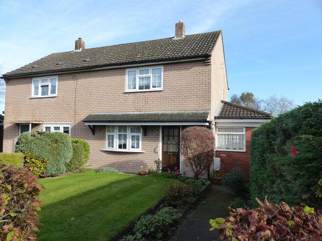 2 Bedrooms Semi Detached House for sale in Fullelove Road,Brownhills,Walsall