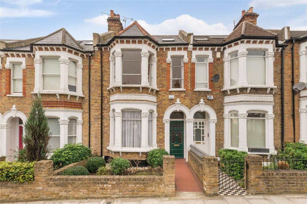 4 Bedrooms Terraced House for sale in Solent Road, West Hampstead, London