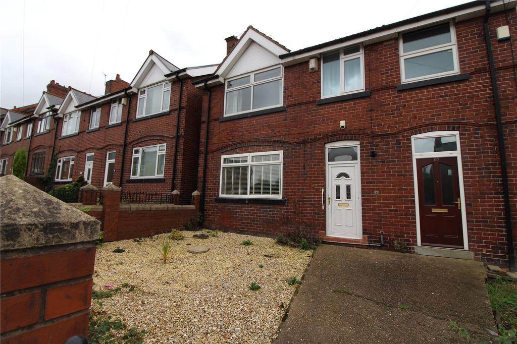 3 Bedrooms Terraced House for sale in High Street, Grimethorpe, Barnsley, S72