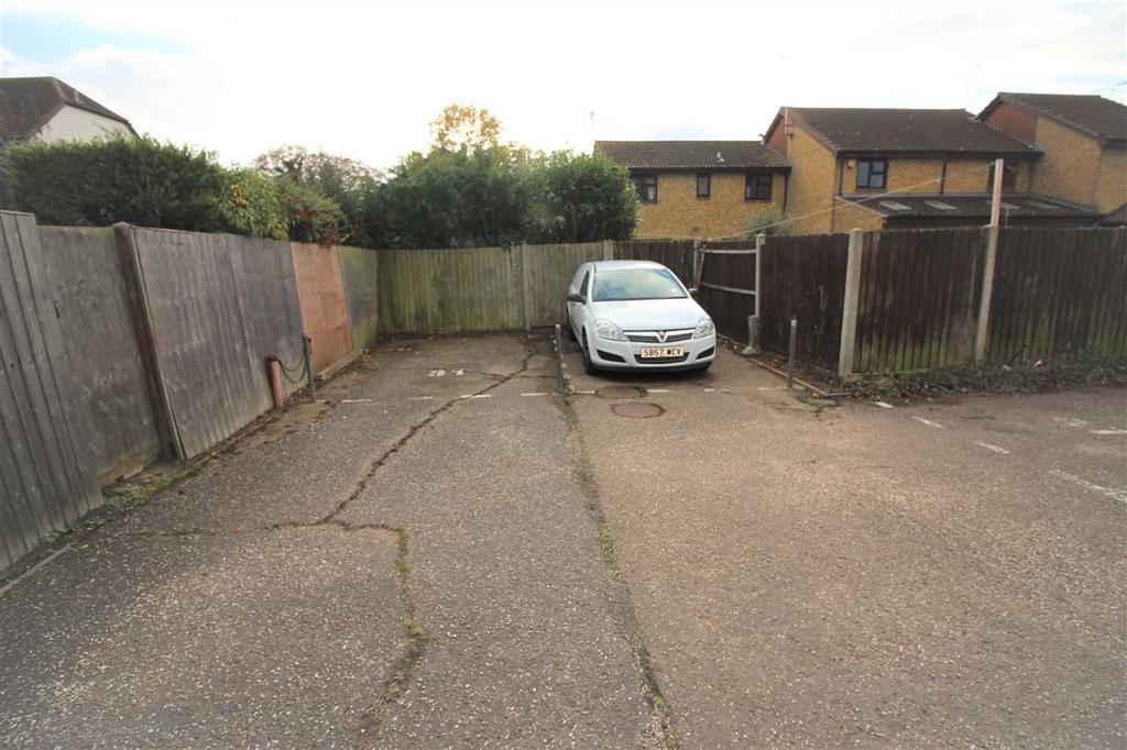 Two Allocated Parking Bays
