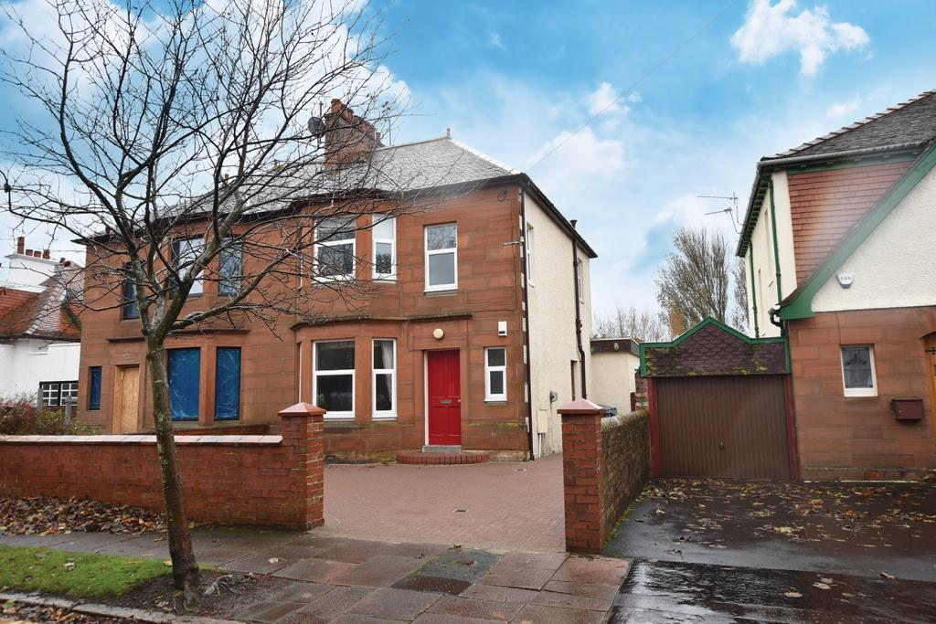 3 Bedrooms Semi-detached Villa House for sale in 6 Oswald Drive, Prestwick, KA9 1AT