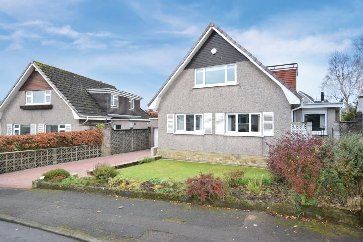 3 Bedrooms Detached House for sale in 8 Ardoch Road, Bearsden, G61 2BB