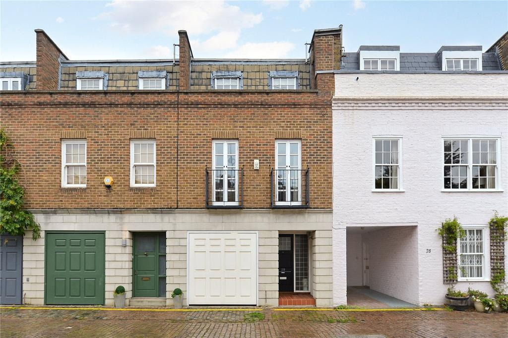 2 Bedrooms Mews House for sale in Cresswell Place, London, SW10