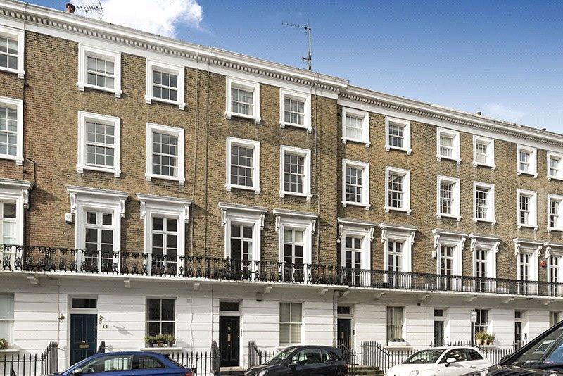 2 Bedrooms Maisonette Flat for sale in Walpole Street, Chelsea, London, SW3