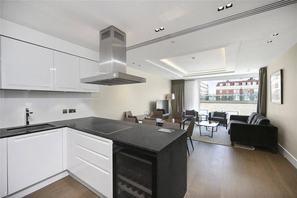 3 Bedrooms Flat for sale in Bridgeman House, 1 Radnor Terrace, Kensington, London, W14