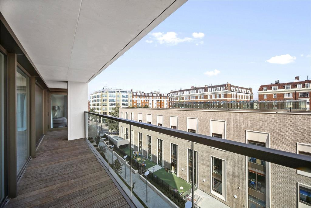 3 Bedrooms Flat for sale in Bridgeman House, 1 Radnor Terrace, Kensington, London, W14