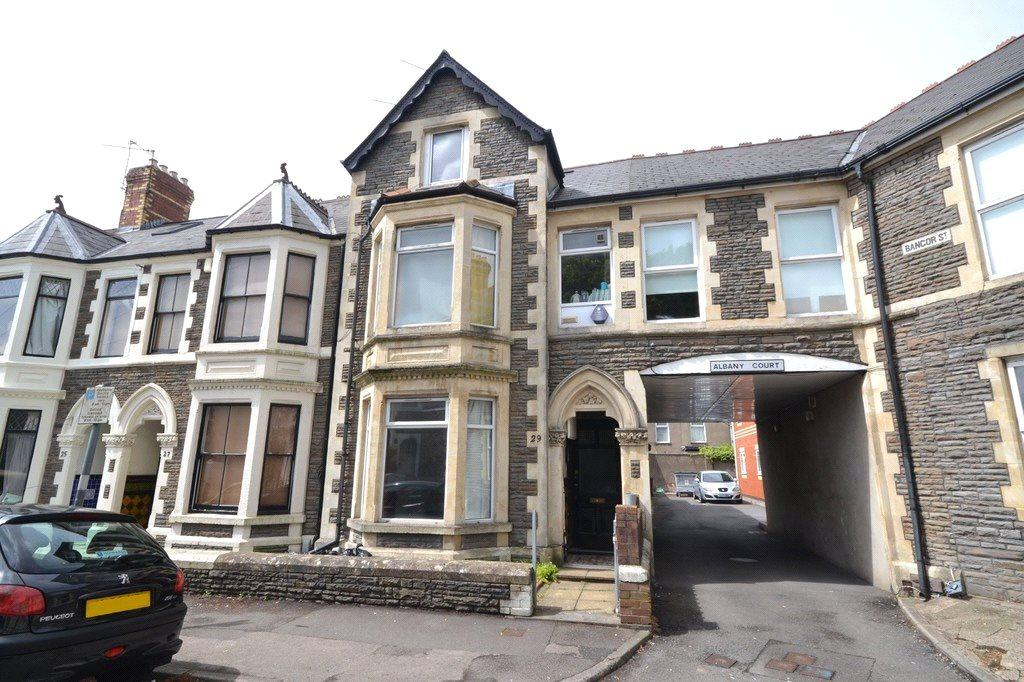 3 Bedrooms Apartment Flat for sale in Bangor Street, Roath, Cardiff, CF24
