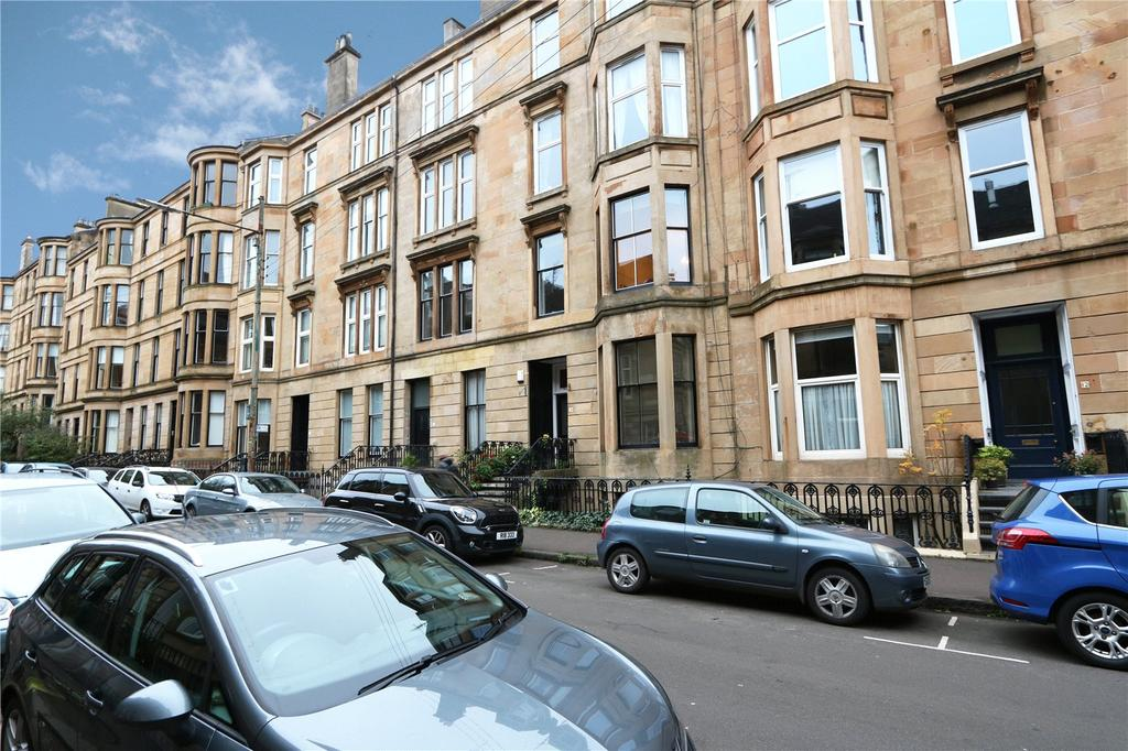 3 Bedrooms Apartment Flat for sale in Flat 1/1, Roxburgh Street, Dowanhill, Glasgow