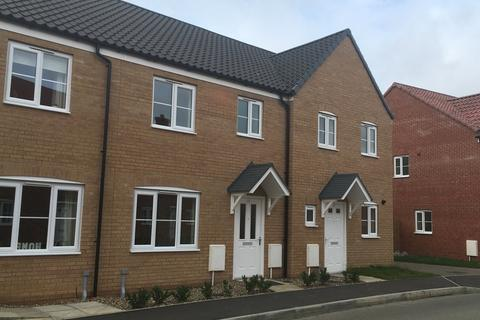 3 bedroom terraced house for sale - Avocet Rise, Sprowston, Norwich