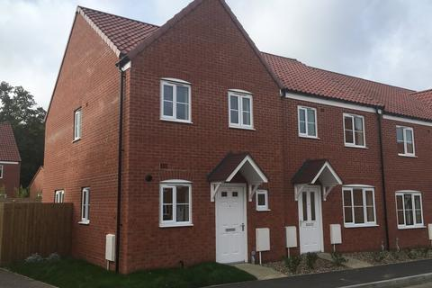 2 bedroom end of terrace house for sale - Avocet Rise, Sprowston, Norwich