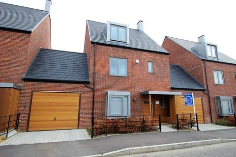 4 bedroom link detached house for sale - Charger Road, Trumpington, Cambridge