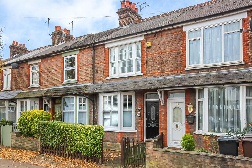 2 Bedrooms Terraced House for sale in High Street, London Colney, St. Albans, Hertfordshire