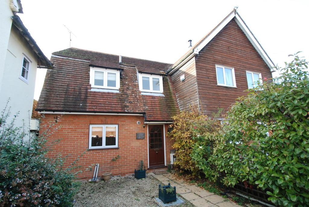3 Bedrooms End Of Terrace House for sale in High Street, Barkway, Royston, SG8 8EF