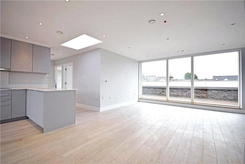 2 Bedrooms Apartment Flat for sale in Milton Place, Milton Road, Cambridge, CB4