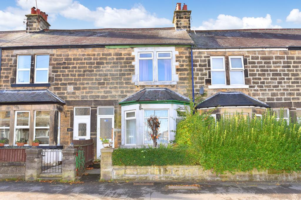 3 Bedrooms Terraced House for sale in King Edward's Drive, Harrogate