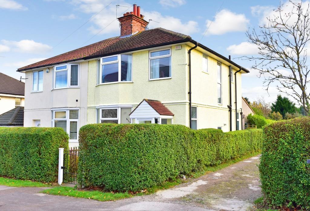 3 Bedrooms Semi Detached House for sale in Beech Avenue, Harrogate