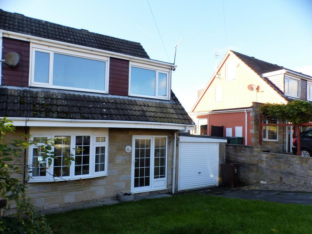 3 Bedrooms Semi Detached House for sale in Waterside, Silsden