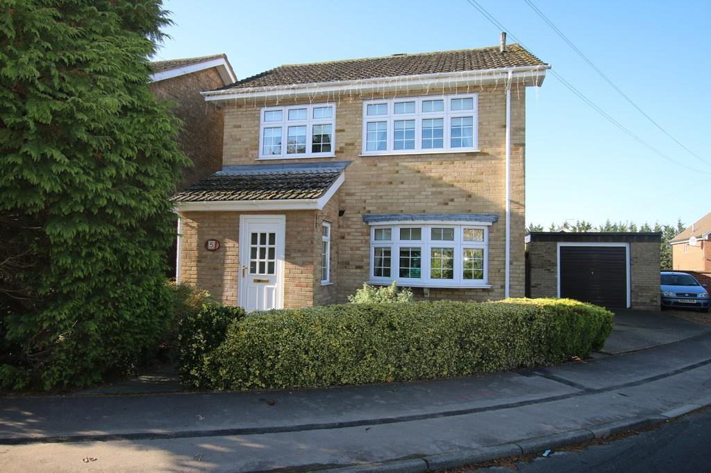 3 Bedrooms Detached House for sale in Treeway, Chatteris
