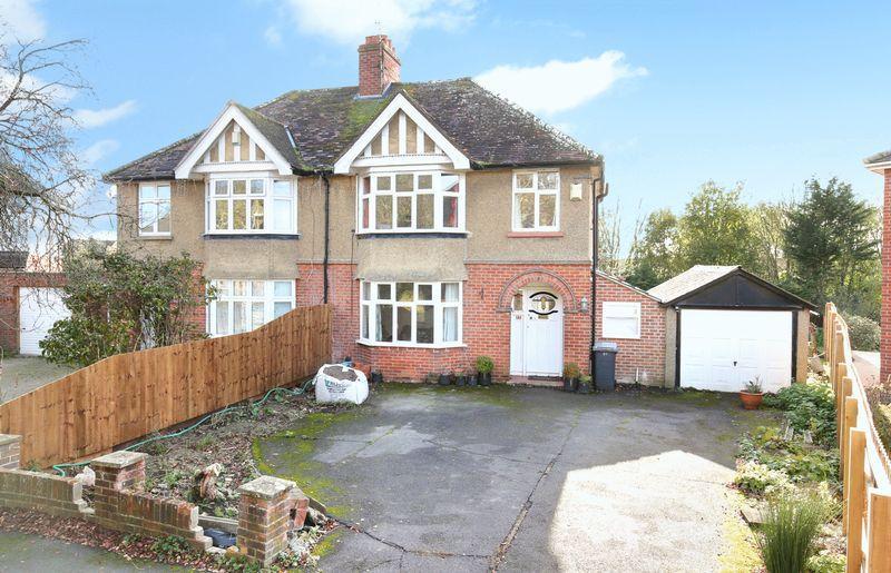 3 Bedrooms Semi Detached House for sale in Clarendon Avenue, Trowbridge