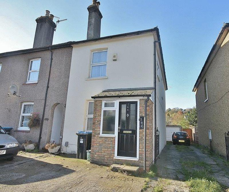 3 Bedrooms End Of Terrace House for sale in Godstone Road, Whyteleafe